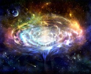 Birth of a Galaxy and Life Purpose Revealed